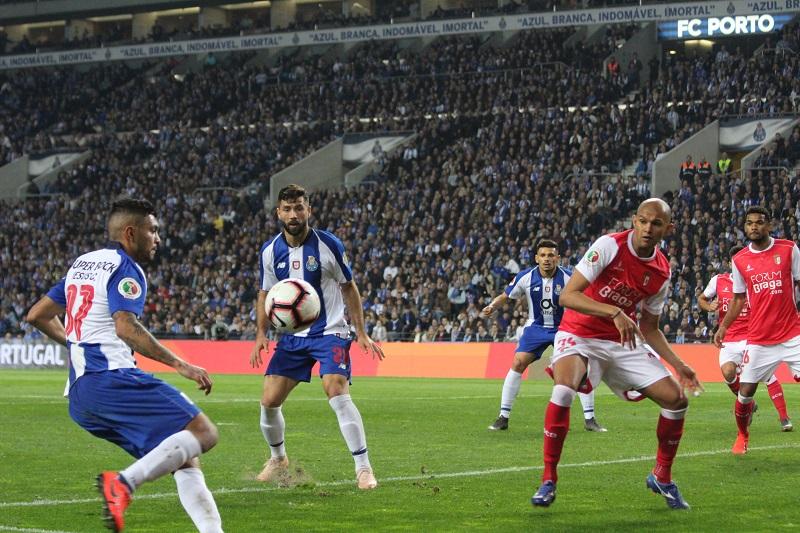 FC Porto a învins SC Braga cu 3-0 în semifinala Cupei Portugheze