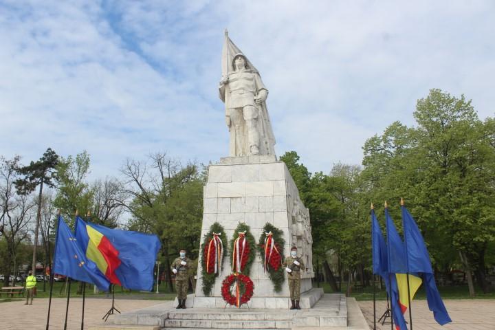 Ziua Veteranilor de Război marcată in 2021 la Timișoara