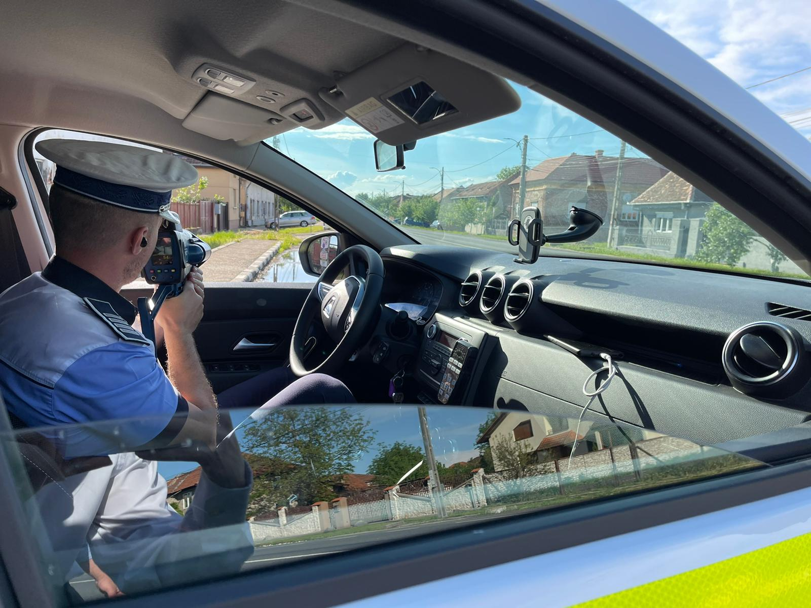 Polițiștii lugojeni au acționat pentru prevenirea accidentelor rutiere