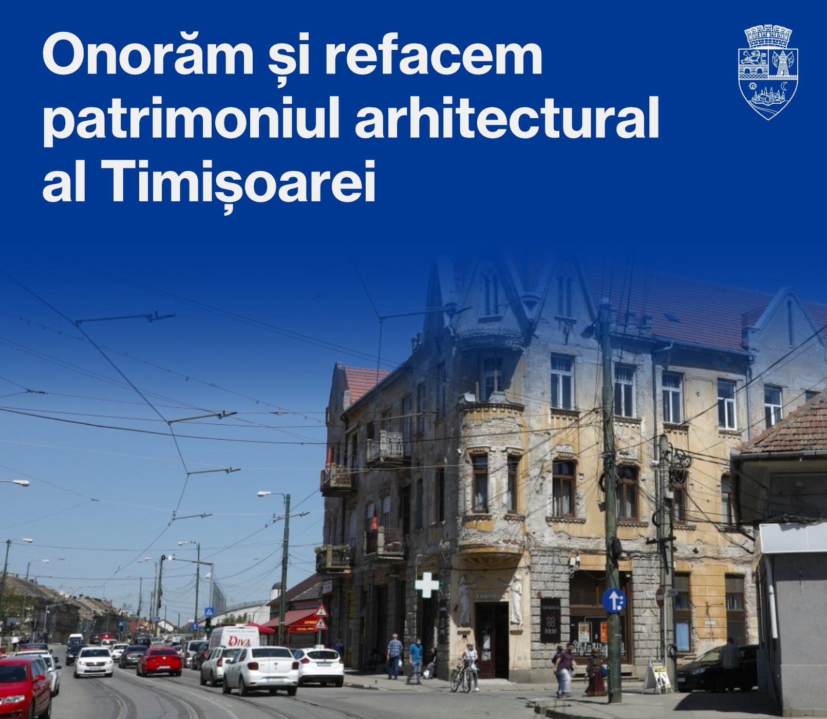 Biroul pentru reabilitare cartiere istorice și monumente funcționează în Piața Traian